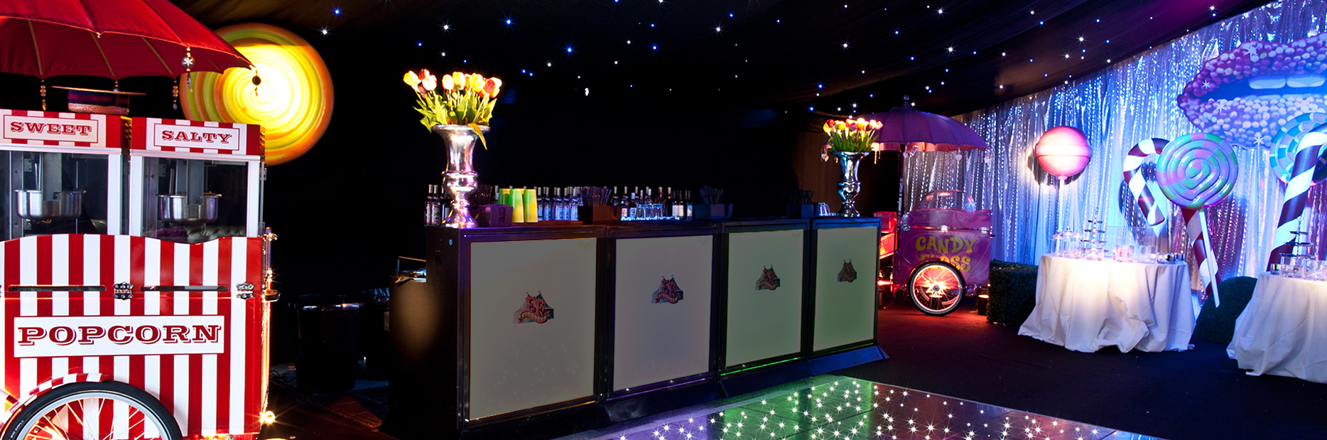 luxury bar mitzvah organiser