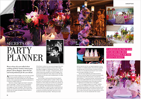 Secrets of a Party Planner